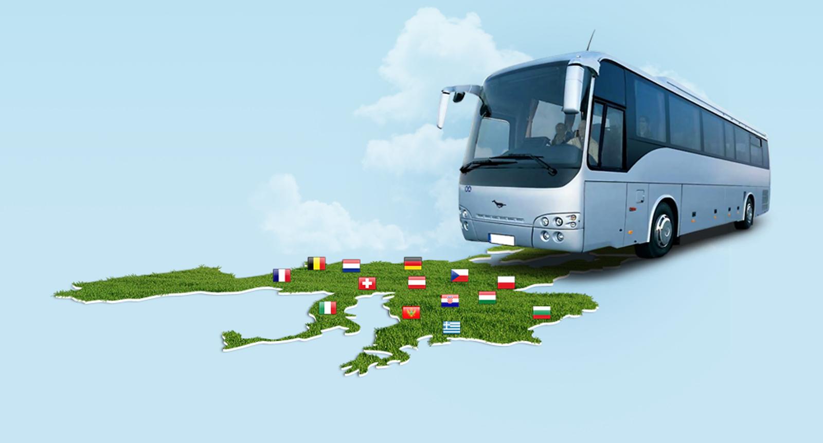 аренда туристического автобуса