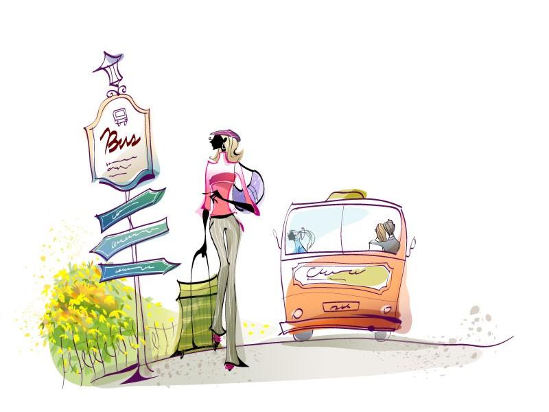 Путешествие на автобусе - преимущества и недостатки